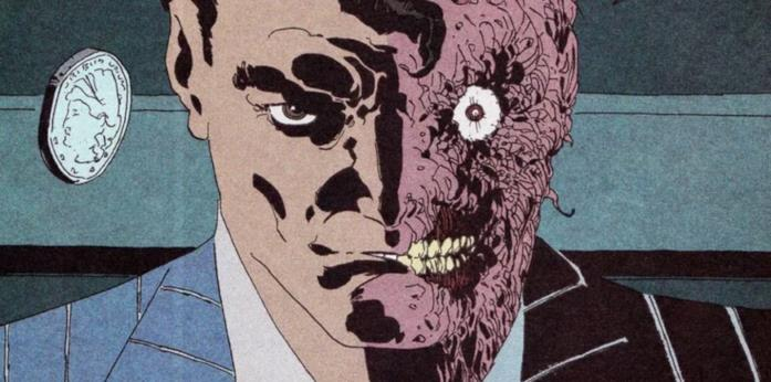 Two-Face nei fumetti