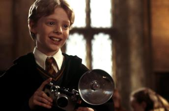 Hugh Mitchell in Harry Potter