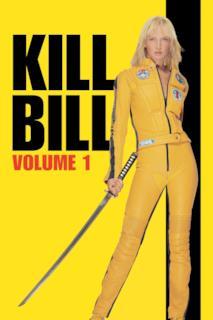 Poster Kill Bill: Volume 1