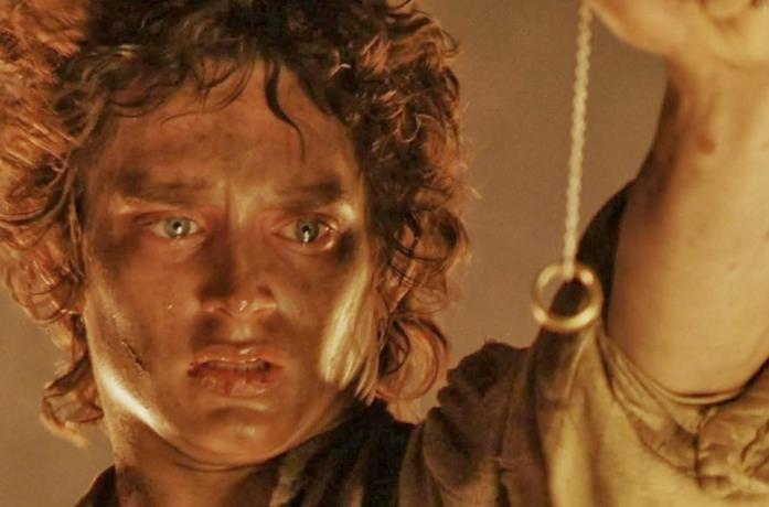 Frodo Baggins ne Il Signore degli Anelli - Il ritorno del Re