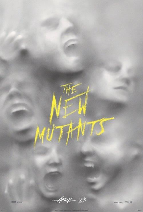 La locandina di The New Mutants