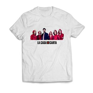 T-shirt La Casa di Carta