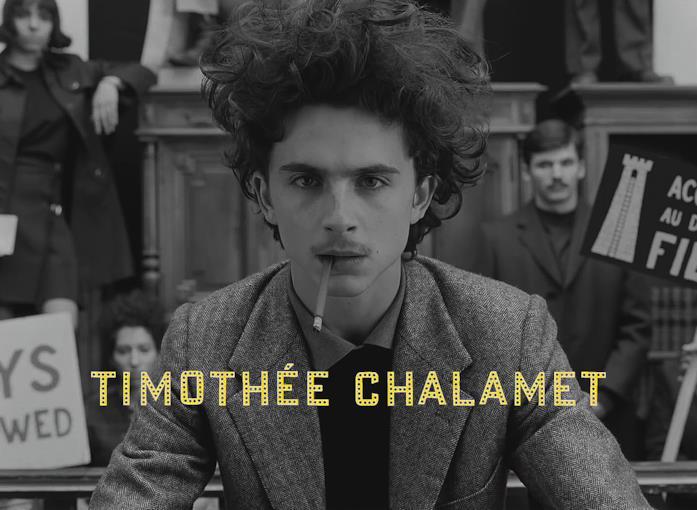 Timothée Chalame