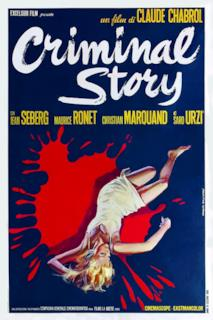 Poster Criminal Story