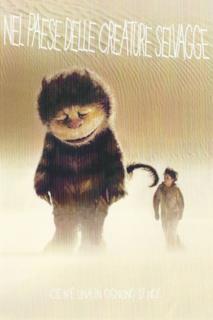 Poster Nel paese delle creature selvagge