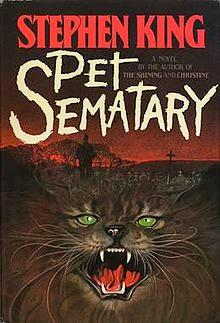 Pet Sematary, la copertina