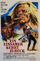 Poster Il ritorno di Clint il solitario