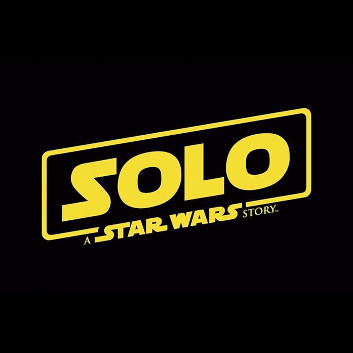 Copertina provvisoria per la colonna sonora di Solo: A Star Wars Story