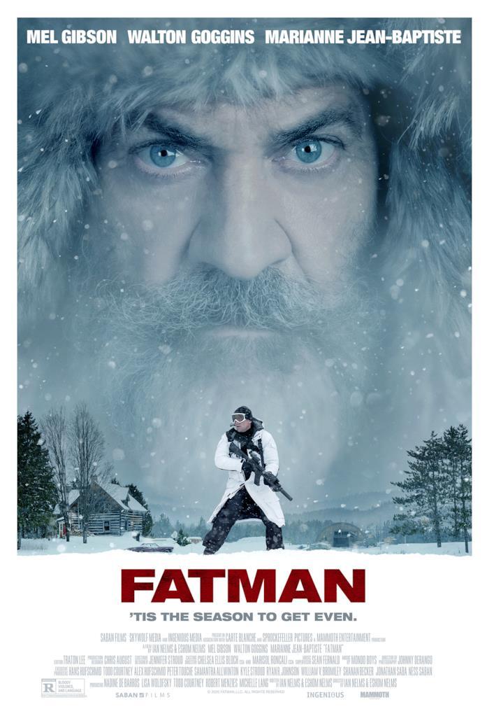 La faccia di Mel Gibson e il killer che gli dà la caccia