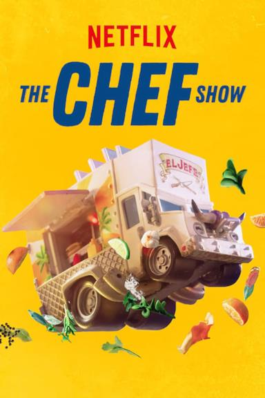 Poster The Chef Show