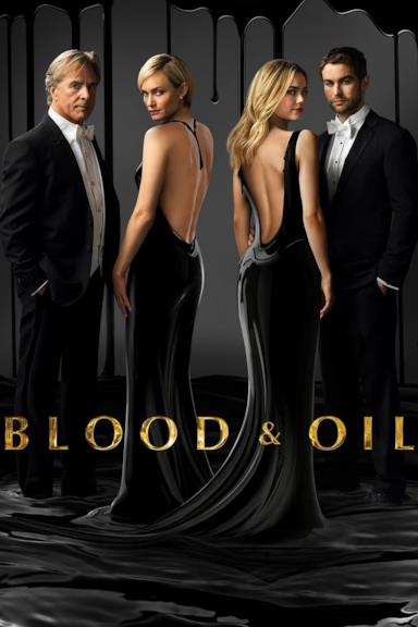 Poster Blood & Oil