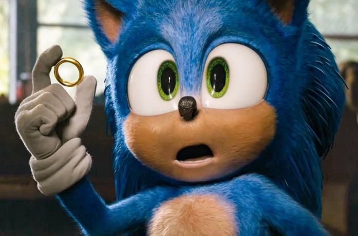 Sonic nel film in uscita a marzo 2020
