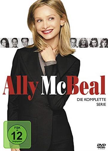 Cofanetto DVD di Ally McBeal - Seasons 1-5