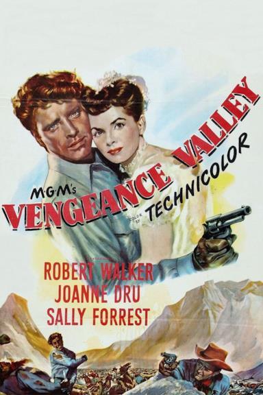 Poster La valle della vendetta