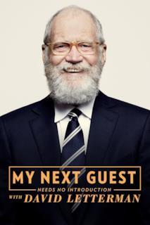 Poster Non c'è bisogno di presentazioni con David Letterman