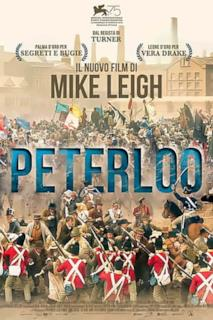 Poster Peterloo
