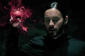 Morbius trasformato nel trailer del film