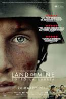Poster Land of Mine - Sotto la sabbia
