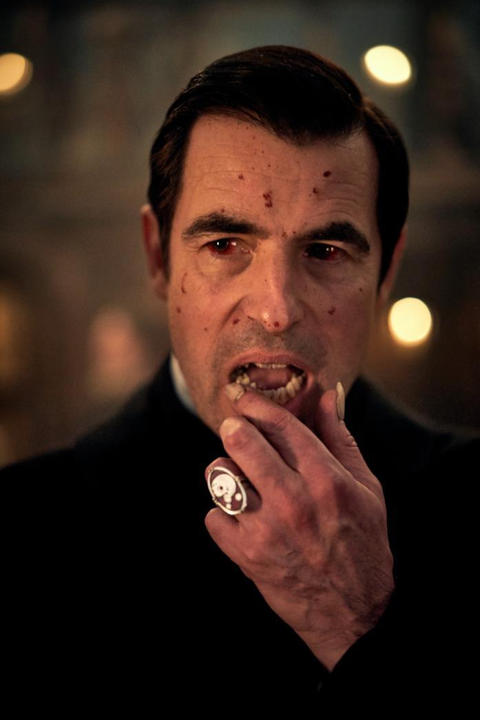 Dracula, la miniserie: Claes Bang