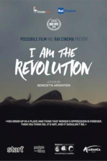Poster I Am The Revolution