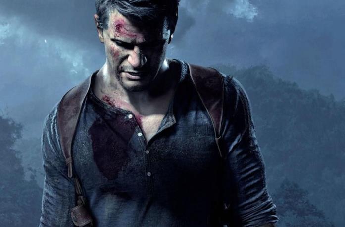 Nathan Drake, protagonista della serie di videogiochi Uncharted