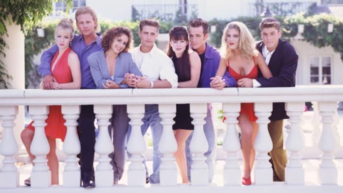 Il cast delle prime stagioni di Beverly Hills, 90210