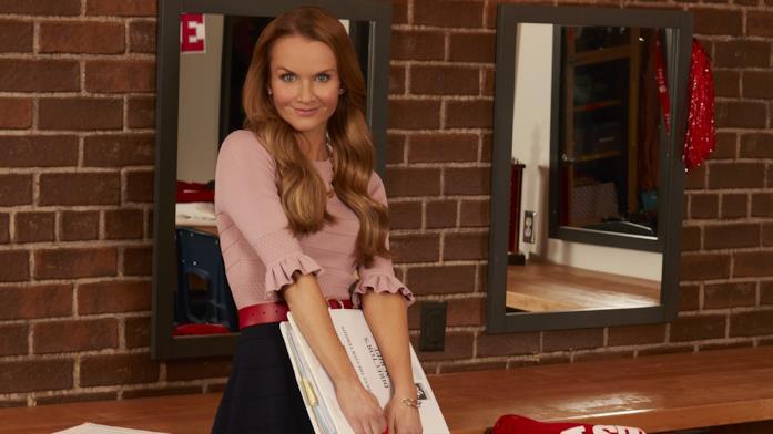 Miss Jane alias Kate Reinders in High School Musical: The Musical: The Series