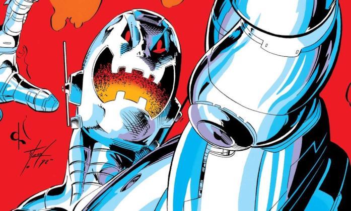 Cover di Avengers West Coast #89
