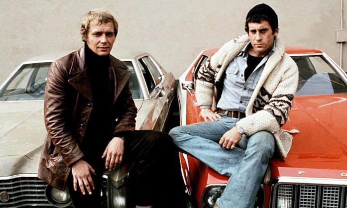 David Soul e Paul Michael Glaser sono Starsky & Hutch