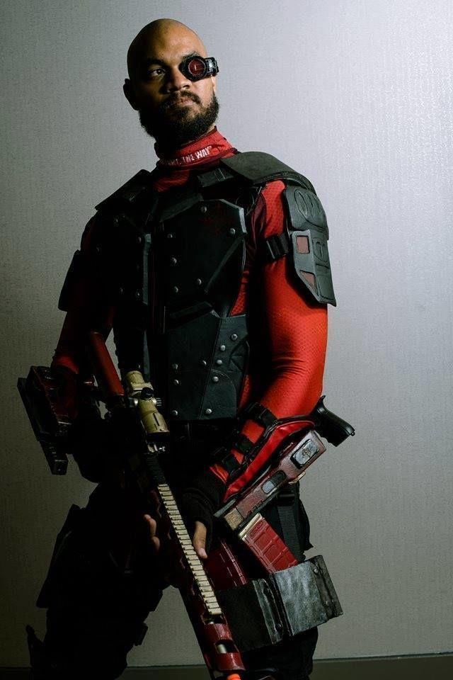 Suicide Squad - Un'immagine di Deadshot