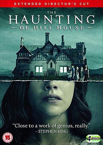 Cofanetto DVD di The Haunting Of Hill House - Season 1