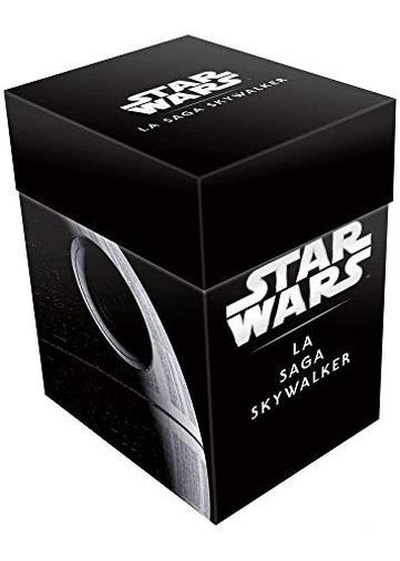 Star Wars-La Saga Skywalker [Blu-Ray]