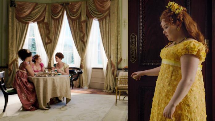 Penelope ascolta la conversazione tra le sorelle e Marina
