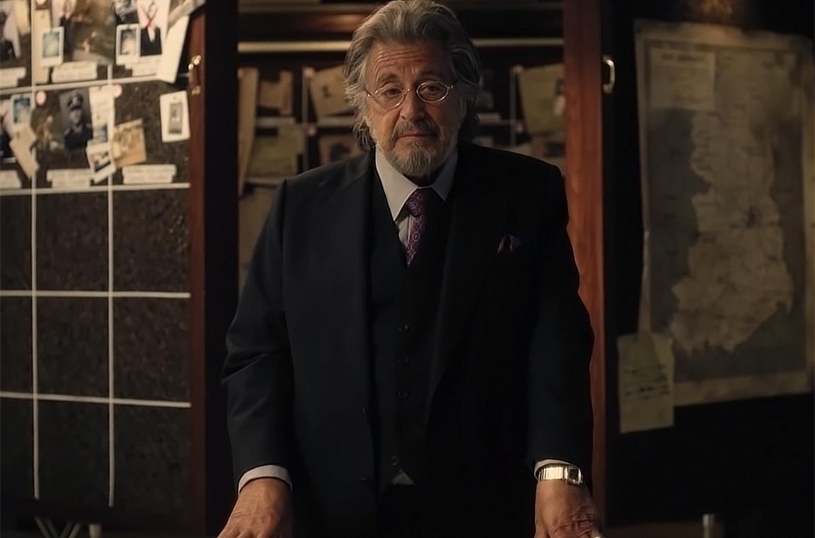 Al Pacino nella nuova serie Hunters