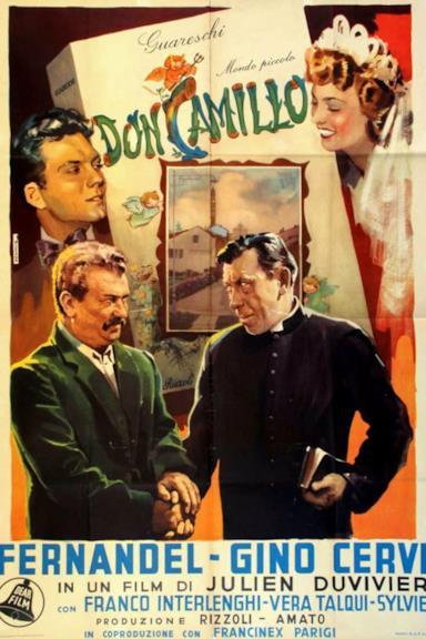 Poster Don Camillo