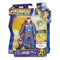 Hasbro Avengers Infinity War Personaggio Doctor Strange, Multicolore, E0605_E1420EU4
