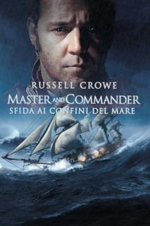 Poster Master and Commander - Sfida ai confini del mare