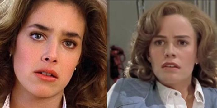 Prima e seconda Jennifer a confronto