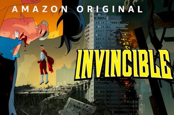 Invincible, il trailer ufficiale della serie di Robert Kirkman