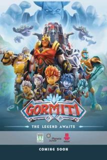 Poster Gormiti: The Lords of Nature Return