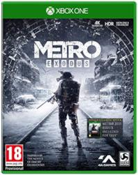 Metro Exodus - Xbox One [Edizione: Regno Unito]