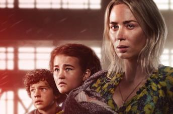 A Quiet Place II, il sequel del film con Emily Blunt, uscirà nelle sale a maggio