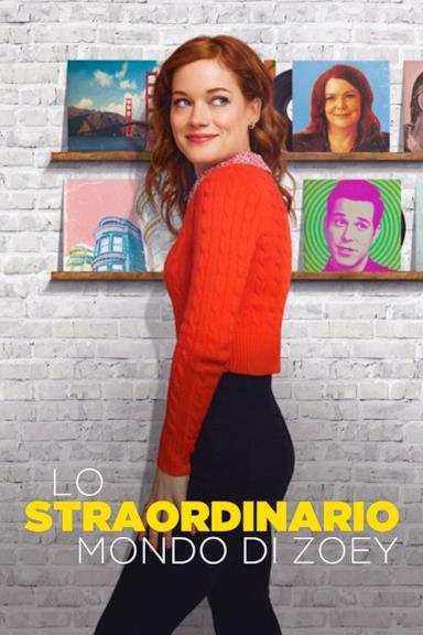 Poster Lo straordinario mondo di Zoey
