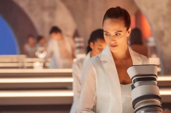 Jessica Brown Findlay in Brave New World