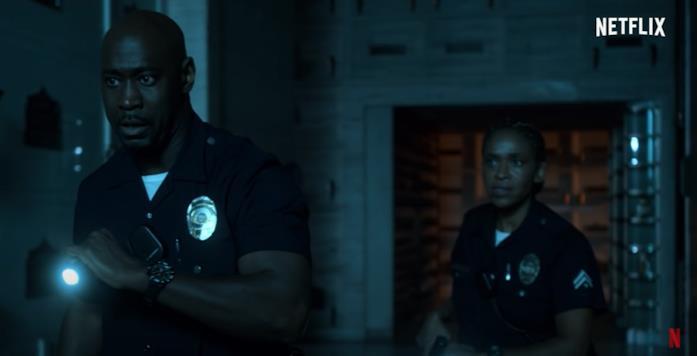 Amenadiel diventa poliziotto nel trailer di Lucifer 6