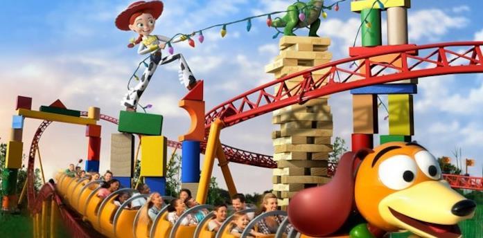 Toy Story Land aprirà ufficialmente i battenti il prossimo 30 giugno 2018