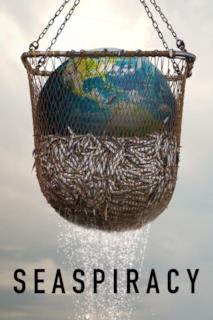 Poster Seaspiracy: esiste la pesca sostenibile?