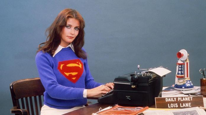 Margot Kidder è Lois Lane