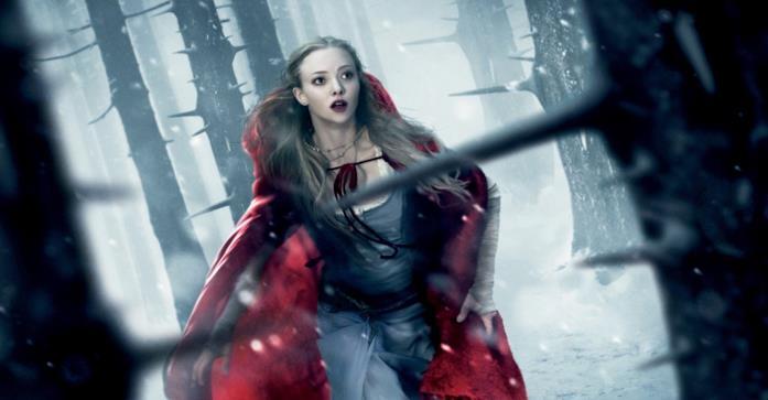 Amanda Seyfried in  Cappuccetto Rosso Sangue