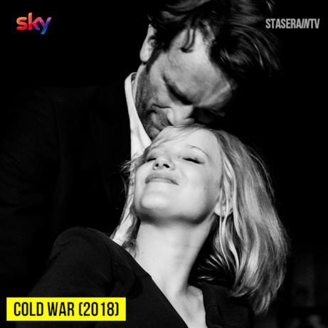Alle 21:00 Sky Cinema Romance Cold War (2018)